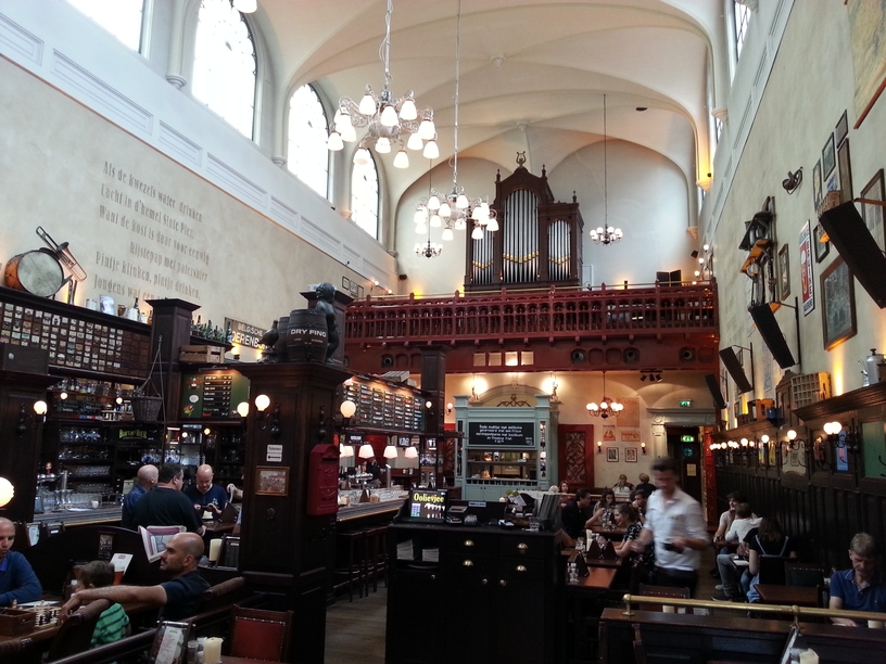 Belgian Beer Café Olivier