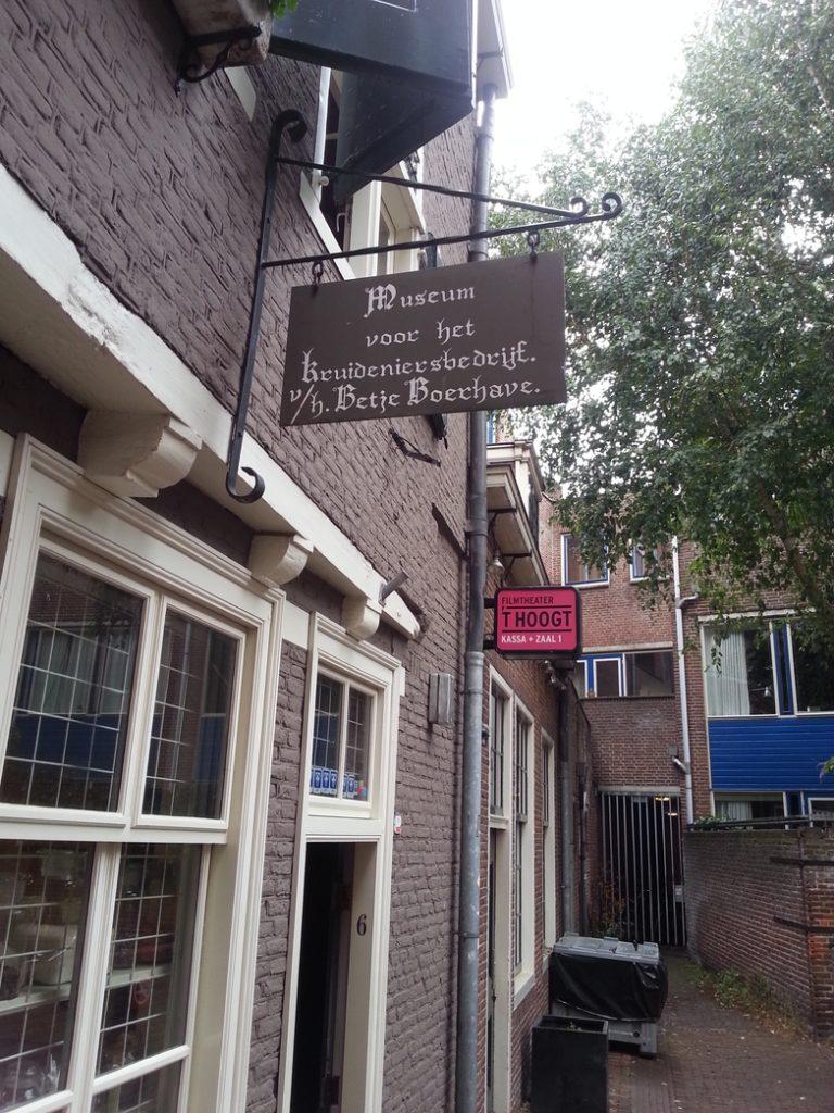 Il negozio di dolciumi Betie Boerhave
